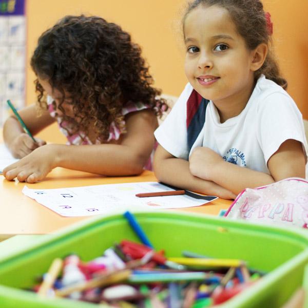 clases de ingles para infantil