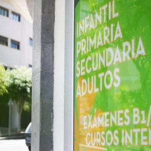Academia de inglés zona Siete Palmas